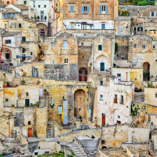 matera ville troglodytique patrimoine unesco basilicate italie preference travel team 5