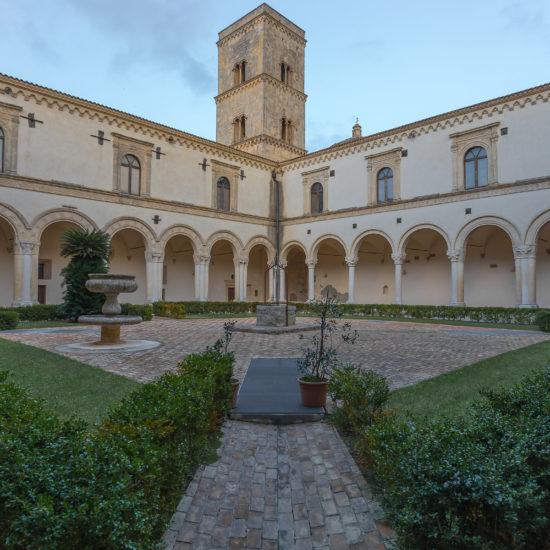 montescaglioso abbaye san michele arcangelo basilicate italie preference travel team 1